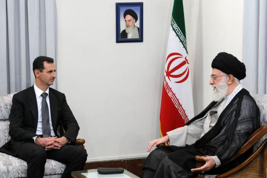 Syria-Iran-discuss-energy-linkages