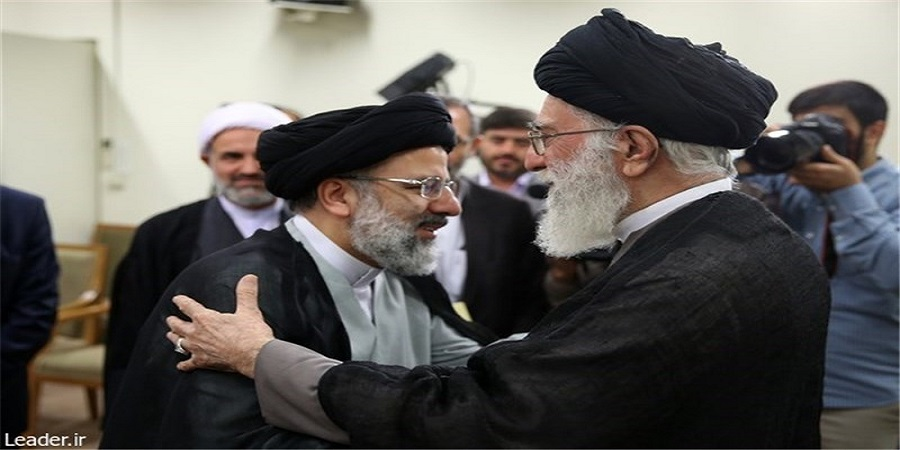 sl-appoints-raeisi-as-the-new-chief-custodian-of-astan-quds-razavi