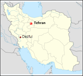 Iran_location-Dezful